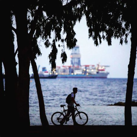 Snap A Stranger Sea Mode Of Transport Water Cyclist Transportation Ship
