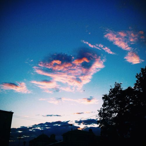Cloudy Heart Taking Photos VSCO Piter  Spb Vscocam Vscorussia Clouds Sky Aabaturoff
