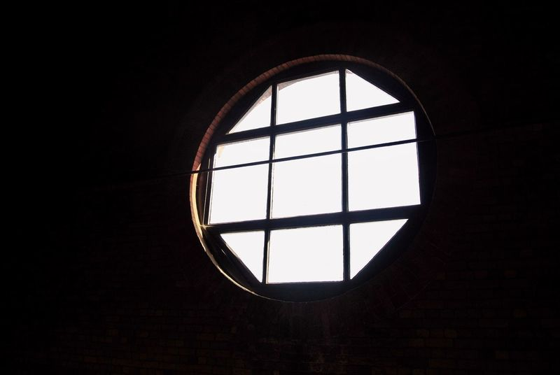 Window Copy Space Indoors  Low Angle View No People Day Architecture Built Structure Sky Close-up