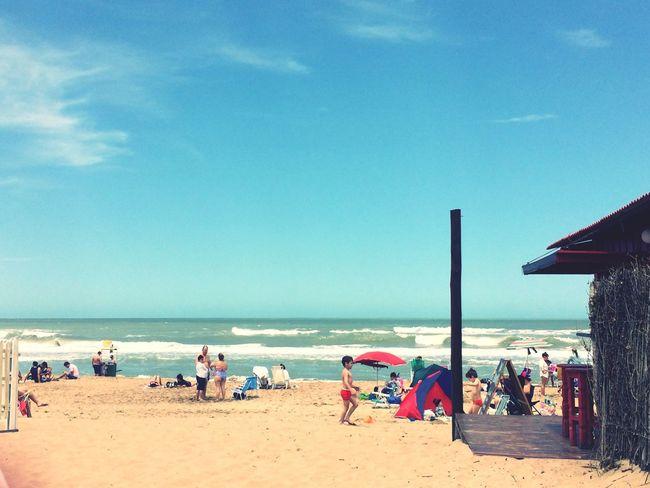 Villa Gesell Playa #beach Summer ☀