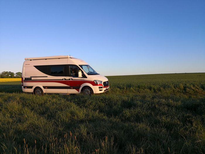Camper Campervan Van