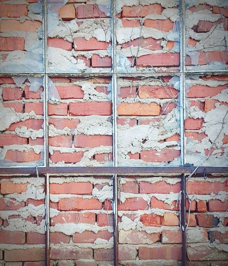 Brick Brick Wall Brick Buildings Red Brick Structure Textute Industrial Full Frame Backgrounds Brick Wall Pattern Day No People Outdoors Architecture Textured  Built Structure Close-up