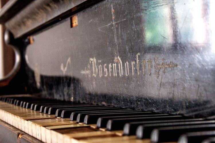 Bösendorfer Klavier Flügel