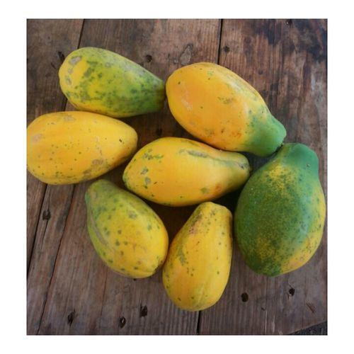 Farmgrown Papayas Nature Fruits