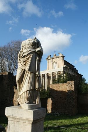Bella Roma Architecture History Travel Destinations City No People Monument Built Structure Sky Statue Medieval Outdoors Day Rome Art Rome, Italy Photography Fori Imperiali First Eyeem Photo Italia Beautifulitaly