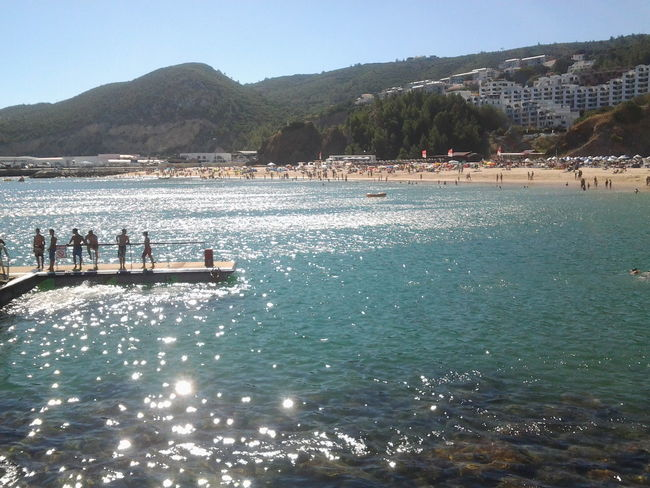 Praia Sesimbra Verao2014