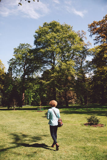 Blonde Blonde Girl Blue Jeans Casual Clothing Childhood Cloud - Sky Curly Hair Day Full Length Girl Grass Grassy Green Color Growth Leisure Activity Lifestyles Nature Outdoors Park Park - Man Made Space Shirt Sky Spring Tranquility Tree EyeEm LOST IN London Breathing Space Postcode Postcards Summer Exploratorium