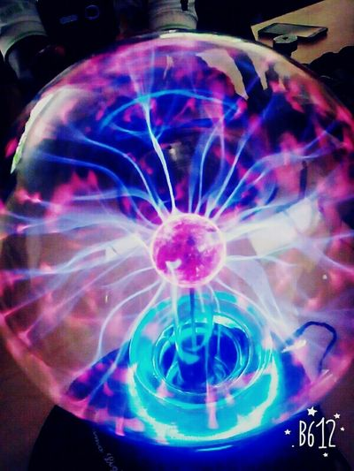 Lamparas de plasma Plasma Lamp First Eyeem Photo