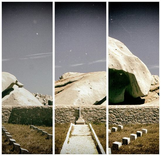 No People Corsica Cimitero Lavezzi Islands Outdoors Landscape Rip