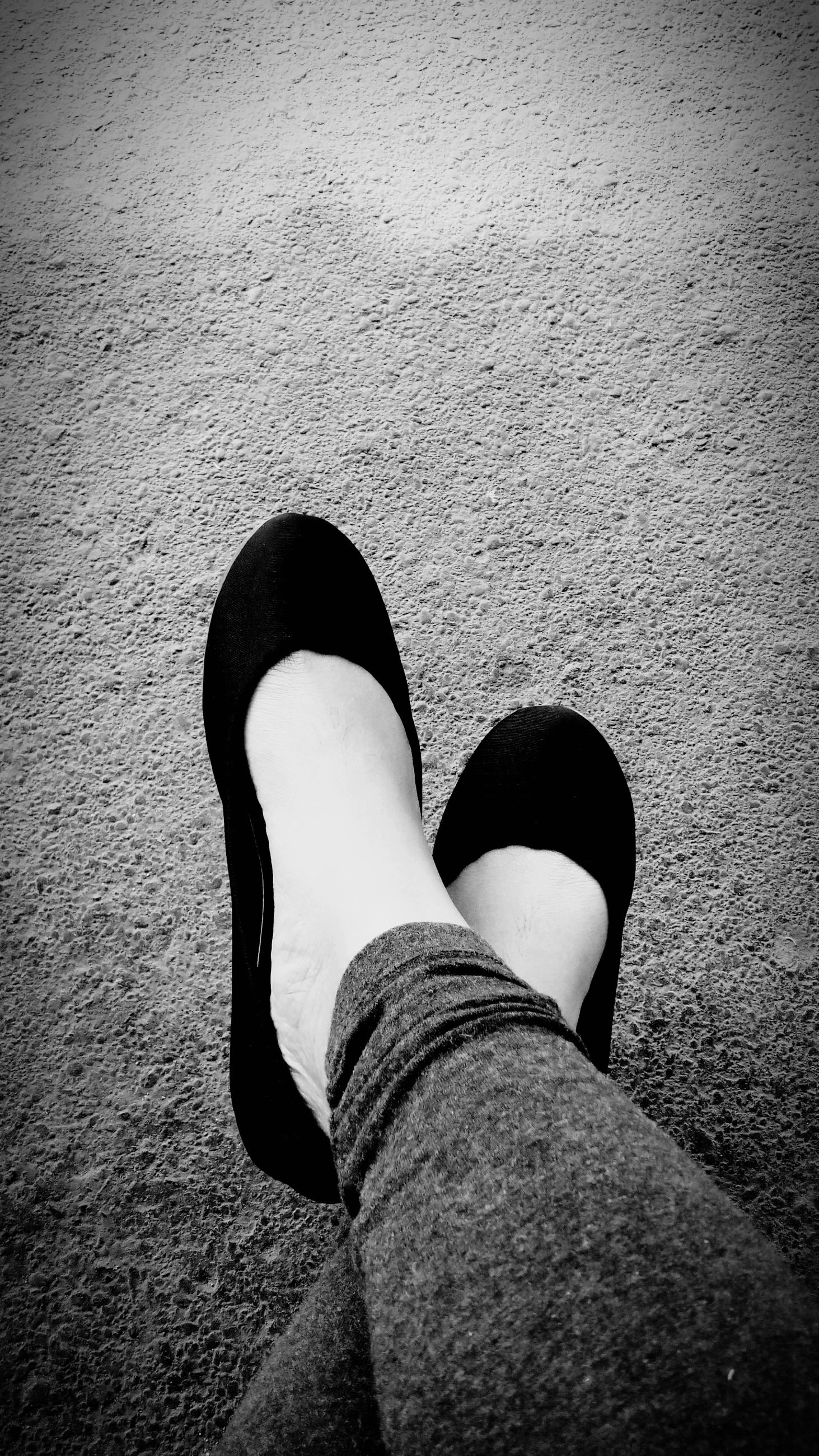 low section, person, personal perspective, shoe, footwear, high angle view, standing, human foot, lifestyles, street, unrecognizable person, leisure activity, men, part of, shadow, day