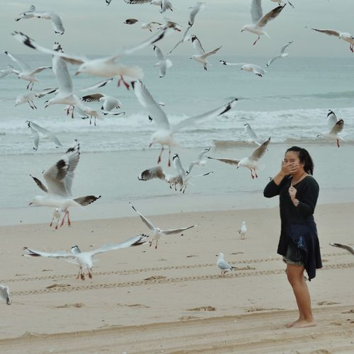 Summer Travel Holiday POV Capturing Freedom