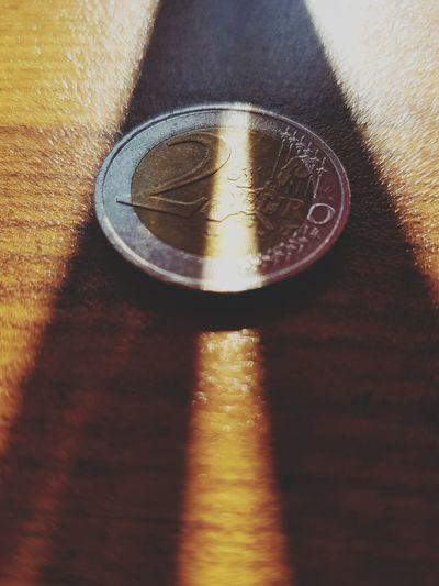 splited euro