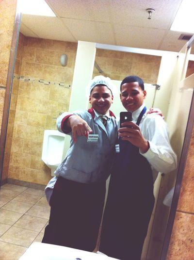 Con el socio #off from work