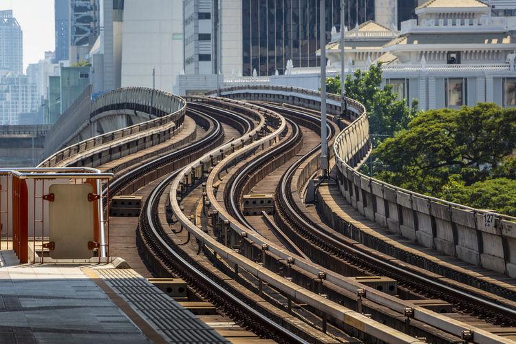 No-train tracks
