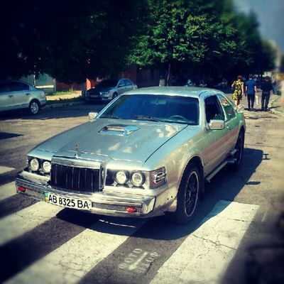 Lincoln Mark VII in Vinnitsa Vnua Auto