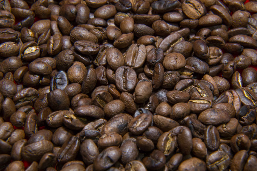 The Roasted Coffee Beans red background macro close up image for coffee background. Roasted Coffee Beans Coffee Beans Baker Coffee Beans Roasted Abundance Backgrounds Brown Close-up Coffee Bean Coffee Beans Coffee Beans For Sale Coffee Beans Roaster Day Food Food And Drink Freshness Full Frame Indoors  Large Group Of Objects Nature No People Raw Coffee Bean Roasted Roasted Coffee Roasted Coffee Bean