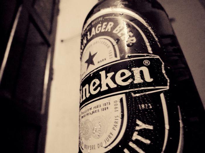 Focus Water Droplets Lager Heineken