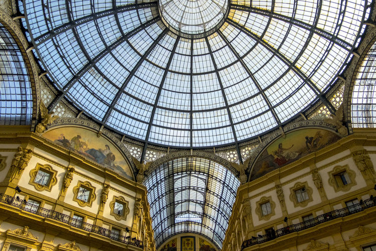 Architecture Built Structure City Cupola Day Dome Illuminated Indoors  Low Angle View Modern No People Roof Travel Destinations