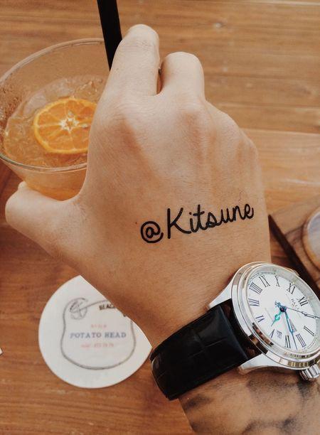 Kitsune PotatoHeadBeachClub