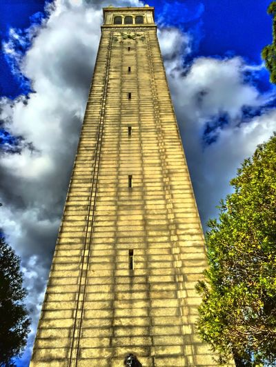 Sather Tower Ucberkeley campus