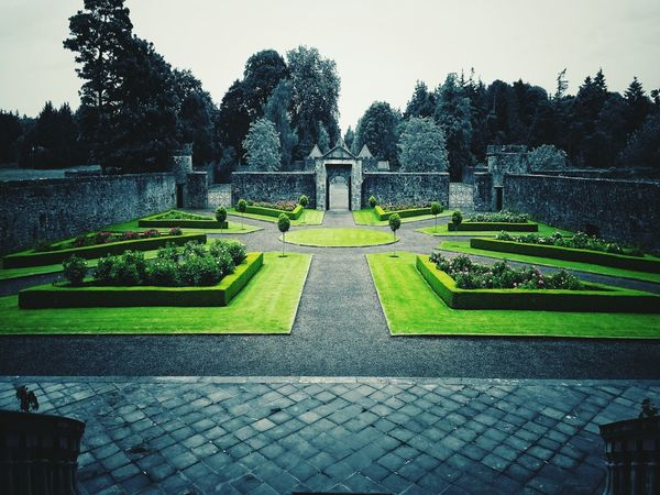 Green Color Spraying Outdoors Water No People Day Tree Nature Sky Beautiful Place Irish Garden Garden Photography Green Color Irish Castles Irelandlovers Ireland🍀 Castles Castle Garden Sonyphotography EyeEm Gallery .