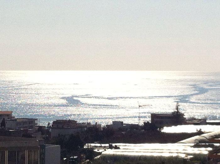 The Mediterranean sparkles at BYBLOS, LEBANON The Mediterranean Sparkles