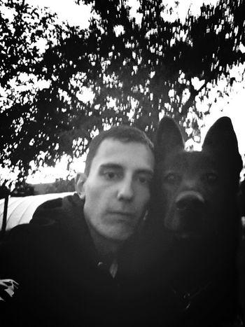 mit Sascha zuhause