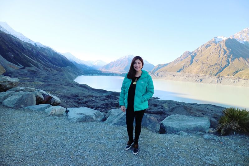 Live For The Story The Portraitist - 2017 EyeEm Awards Tasman Lake Travel Hiking New Zealand Eyeem Philippines