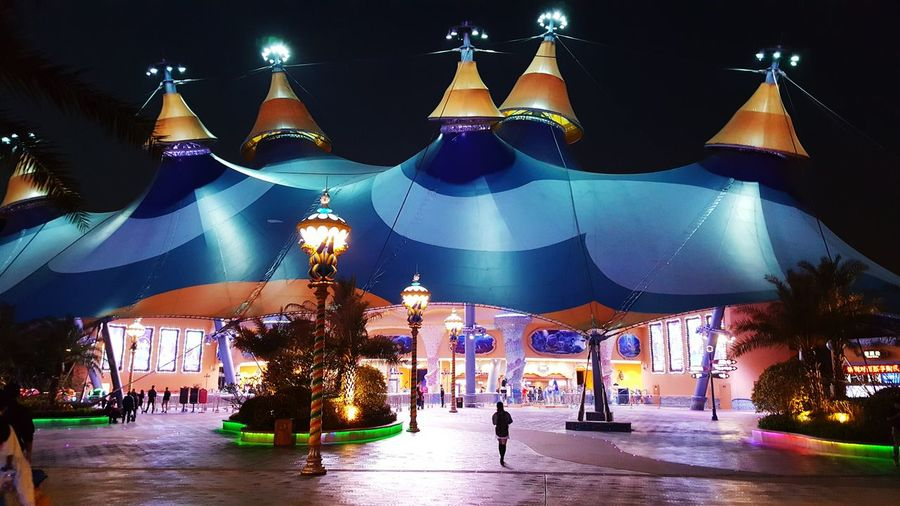 Zhuhai Chimelong Ocean Kingdom