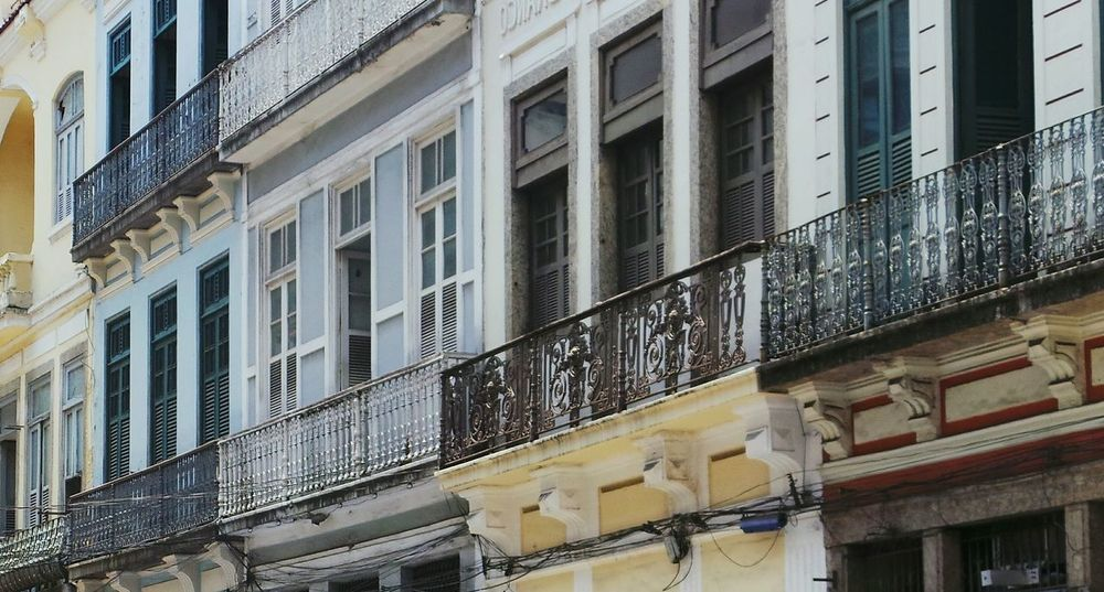 Architecture Building Exterior Built Structure Window No People History City Outdoors Day Streetphotography Facades Façade Balcony Architecturephotography Lines And Shapes Rio De Janeiro Riodejaneiro Walking Around The City  From Where I Stand Walking Around Street Photography Rio De Janeiro Eyeem Fotos Collection⛵ Architecture City Art Deco Style