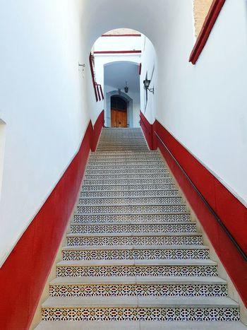 Stairways Albayzin Granada, Tierra Soñada... Architectural Detail