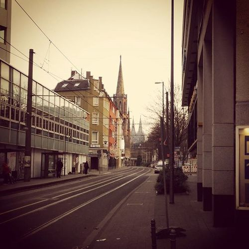 Good morning Cologne Goodmorning Cologne Koelnergram Linie9 Domblick Koelnerdom Sunday Vierteradvent Onthewaytochurch Christmas Frühervogel usw...