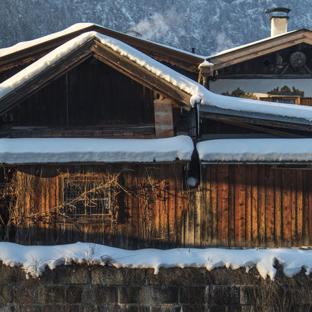 Wintertime Shades Of Winter Snow ❄ Sunlight Architecture Axvo Branch Building Exterior Built Structure Cold Temperature Day Frozen House Lake Mountain Nature No People Outdoors Sky Snow Snow Covered Water Weather Window Winter Wood - Material