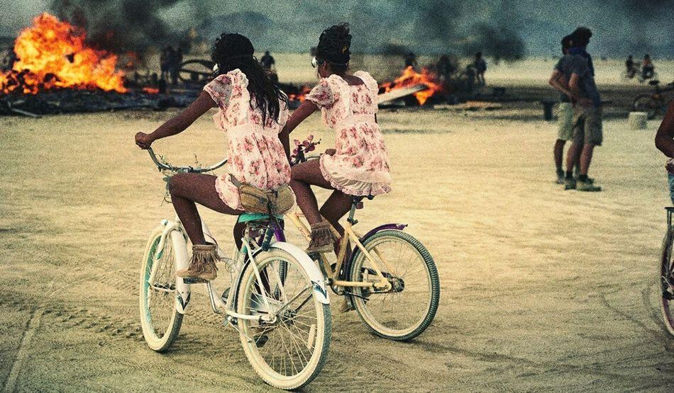 Burning Man Mad Max Burning Man Festival