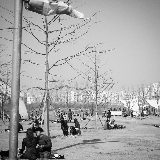 Bnw_streetphotography Bnwseoul Bnwkorea Bnwphotography Seoul_streetphotography Kr_streetphotography Streetphotography Yeouido Hangang Park Seoul Seoulspring2017 Seoul Spring Southkorea