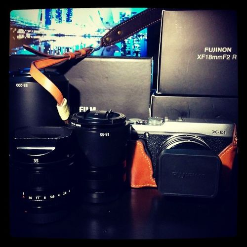 Fujifilm Xseries Xmount Xf1855 xf18 xf35 xf55200 fuji mirrorless