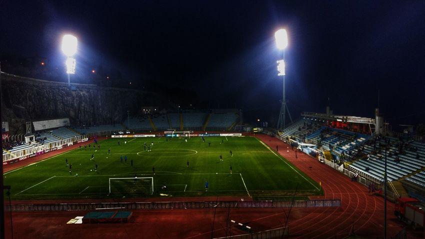 Football Love Near And Far Goal