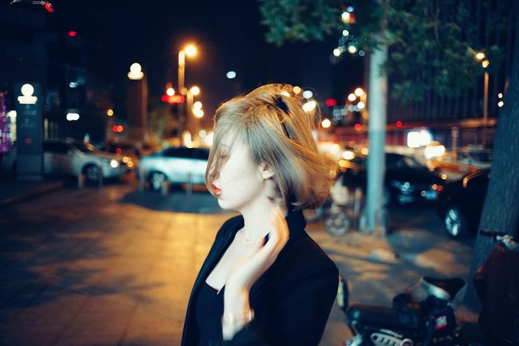 Fashion Street Life Lifestyle Beauty 28mm Lens