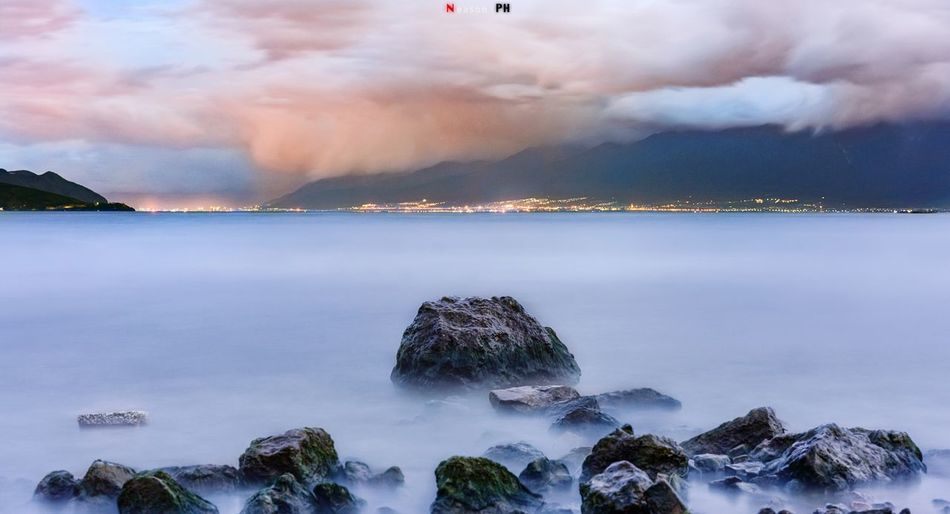 风光 A7m2 Sony 黎明 Sea Seaside Red Clouds First Eyeem Photo