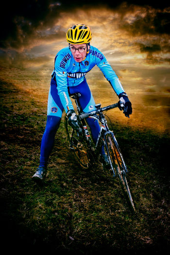 Nervous moments from a local cyclocross race re edited Sky And Clouds Activity Adventure Bicycle Bike Compersite Competition Cyclocross Race Extreme Sports Helmet Lifestyles Motion Mountain Bike Mud Off Road One Person Outdoors Portrait Real People Sport Sports Clothing Sports Helmet Sports Race Sports Track