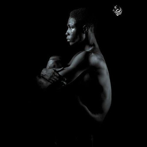 Portrait Blackandwhite Ofureighalo Reycortez