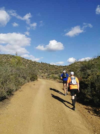 217k Runner of the Cyprus Ultra 2016 Marathon • Running up Mediterranean  Mountains of Cyprus • Trail Run • Trailrunning • Trail Running Outdoors on the Nature • Moving • Sport Movement • Movement Photography • Sports Photography • Capturing Movement of Humaninterest • People Walking  by the Road • People Photography • Roadtrip • Moving On