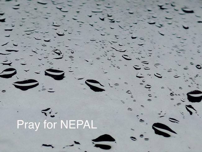 """Pray For NEPAL "" PrayforNepal Raindrops Reflection Macro Simplicity Love Rainy Days Eye4photography  TheMinimals (less Edit Juxt Photography) Photography"
