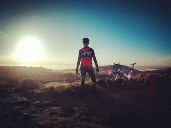 Cycling outdoors mountain Lifestyles First Eyeem Photo
