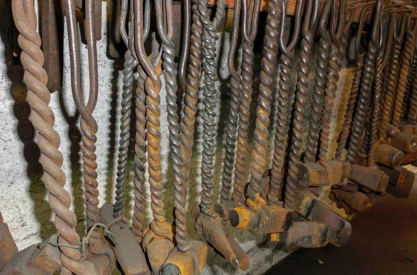 Blacksmith  Close-up Damaszener Stahl Forge  Forger Forging Hammer Handwerk Metal Metall Schmiede Schmiedekunst Schmieden Werkstatt Werkzeug Working Hard The Color Of Business