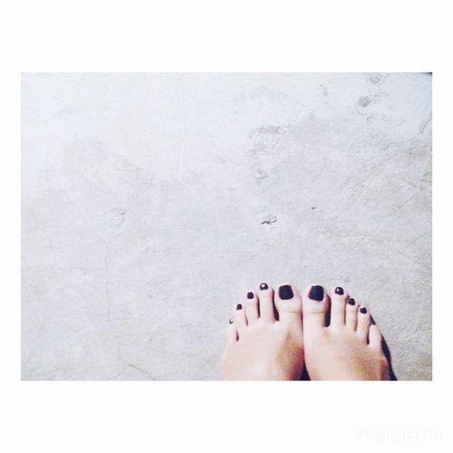 Tinted. ? Darkbrown Polished Nailaholic POTN vscophils filtered vscocam