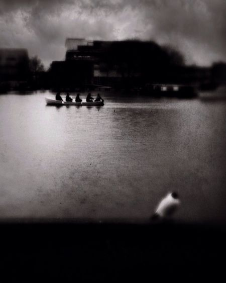 Row Row Row your boat... Monochrome_Monday NEM Submissions