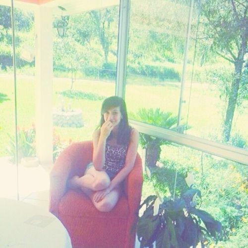 Uma varanda na natureza ♥ Wonderful Marques De Souza .