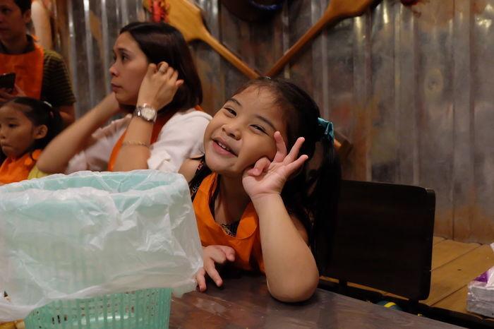 Smile, Asia! Taking Photos Hello World Cheese! Enjoying Life Photography Goofing Around Girl Children Playing Love ♥ Beautiful Niece 💕 Hello World Ohana ❤ ASIA Asian