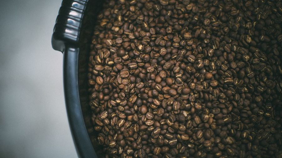 Freshly roasted coffee Food And Drink Coffee Bean Coffee Coffee Time First Eyeem Photo